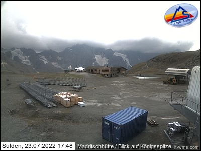 Webcam 2 funivie Solda all' Ortles